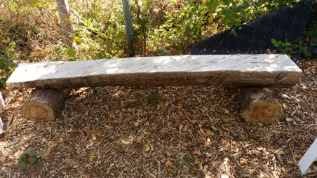 Garden bench, Pathfinder K-8