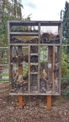 Insect hotel, Montlake Elementary